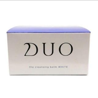 DUO クレンジングバームホワイト(クレンジング/メイク落とし)