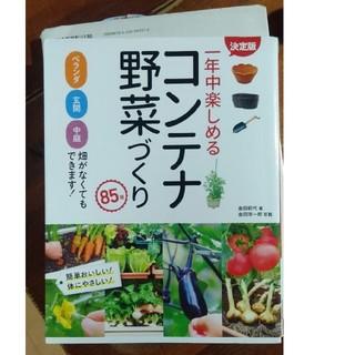 一年中楽しめるコンテナ野菜づくり85種(ビジネス/経済)