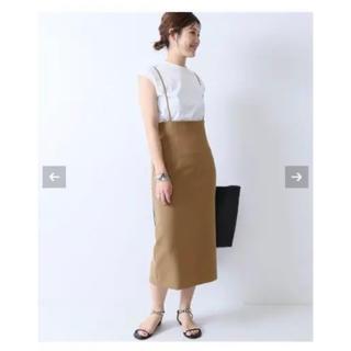 ノーブル(Noble)のshelly様 新品未使用品ノーブル  サロペット  スカート  36(サロペット/オーバーオール)