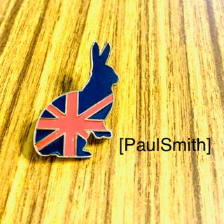 ポールスミス(Paul Smith)のたか様専用/Paul Smith うさぎ ラペルピン バッチ ブローチ(ブローチ/コサージュ)