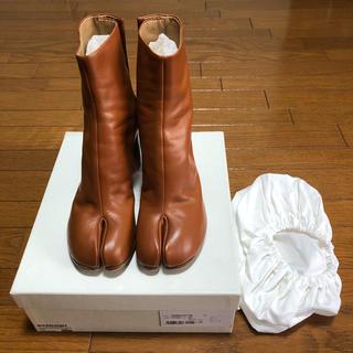 マルタンマルジェラ(Maison Martin Margiela)のマルタンマルジェラ タビ 足袋 ブーツ 39(ブーツ)