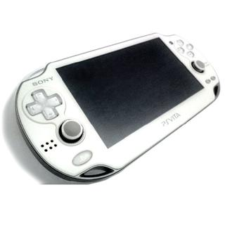 PlayStation Vita - 【準美品】PlayStation®Vita クリスタル・ホワイト ZA02