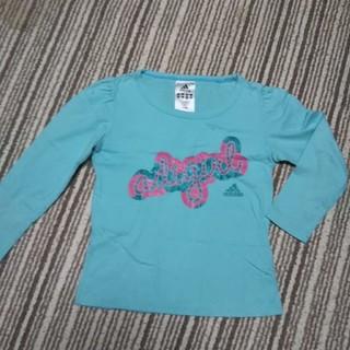 adidas - adidas女児長袖Tシャツ130サイズ