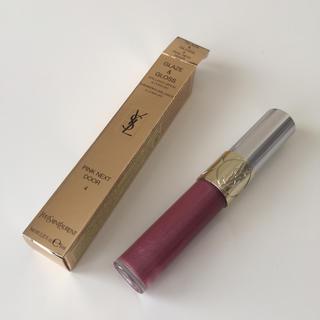 イヴサンローランボーテ(Yves Saint Laurent Beaute)の新品 イヴサンローラン グレージンググロス 4(リップグロス)