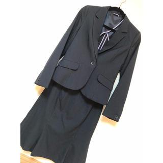 スーツカンパニー(THE SUIT COMPANY)の美品  SUIT SELECT レデーススカートスーツ(スーツ)