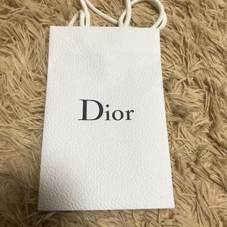 クリスチャンディオール(Christian Dior)のクリスチャンディオール ショップ袋(ショップ袋)