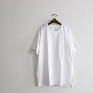 チャンピオン(Champion)の《未使用》Champion チャンピオン オーバーサイズTシャツ(Tシャツ(半袖/袖なし))