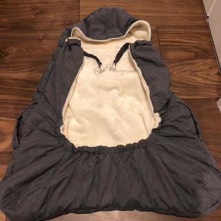 アカチャンホンポ(アカチャンホンポ)の赤ちゃん 防寒ケープ(外出用品)