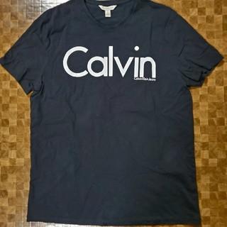 Calvin Klein - ●人気● CAVIN KLEIN JEANS Tシャツ BLK size:L