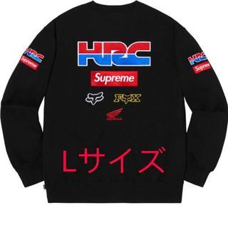 シュプリーム(Supreme)のSupreme Honda Fox Racing Crewneck(ニット/セーター)