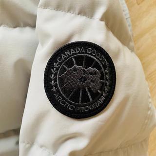カナダグース(CANADA GOOSE)のカナダグースブラックラベル(ダウンジャケット)