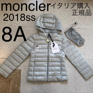 MONCLER - moncler モンクレール 2018ss ダウン 白タグ 正規品