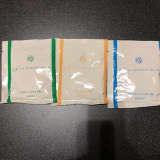 マルコ(MARUKO)のマルコ シルククリエイトスリム(ダイエット食品)