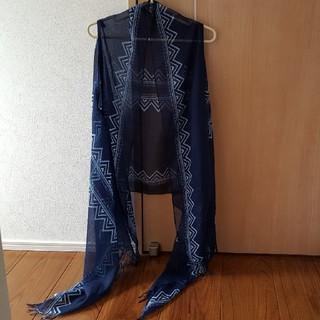 シマムラ(しまむら)の[美品]2way☆ジレストール☆しまむら(ベスト/ジレ)