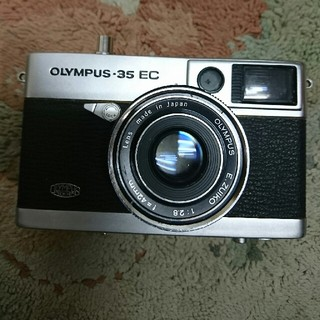 OLYMPUS - オリンパス35EC