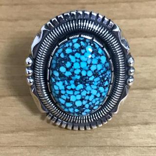 ビームス(BEAMS)のインディアンジュエリー ナバホ リング(リング(指輪))