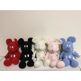 UNIQLO - ★美品★ユニクロ★ディズニー★ミッキーマウス♡ぬいぐるみ♡フリース