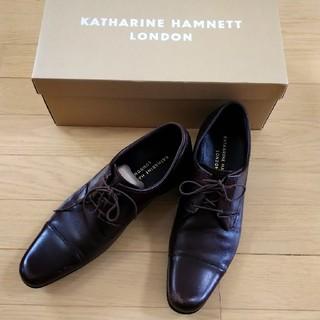 KATHARINE HAMNETT - 【箱付】KATHARINE HAMNET キャサリンハムネット ビジネス24.5