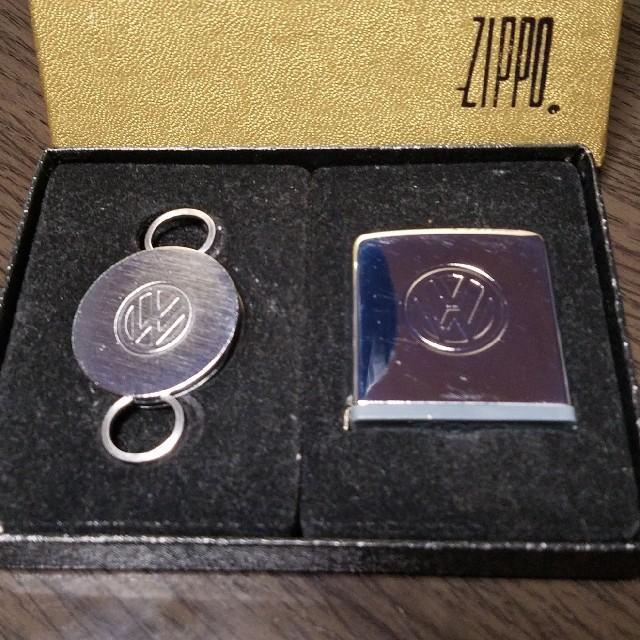 ZIPPO(ジッポー)のZIPPOフォルクスワーゲン❗キーホルダー&メジャー❗ エンタメ/ホビーのコレクション(ノベルティグッズ)の商品写真