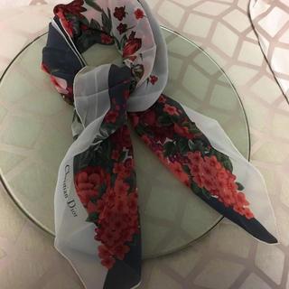 クリスチャンディオール(Christian Dior)のDIOR (ディオール) スカーフ レディース(バンダナ/スカーフ)