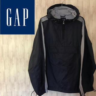 ギャップ(GAP)の【激レア】GAP アノラック 2000年初期 ハーフジップ(ナイロンジャケット)