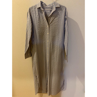 URBAN RESEARCH - UABAN RESEARCH ロングシャツワンピース