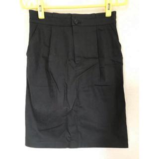ピンクアドべ(PINK ADOBE)の新品未使用 膝丈 タイトスカート (ひざ丈スカート)