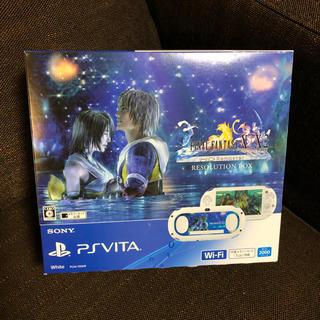 PlayStation Vita - PlayStation®Vita FF X/X-2 HD Remaster