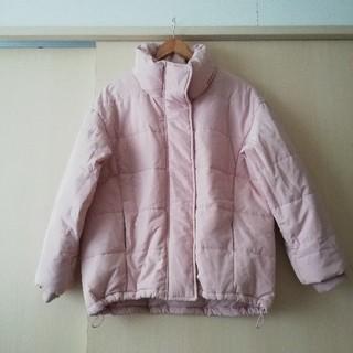 SM2 - 【新品】桜色の中綿ジャケット