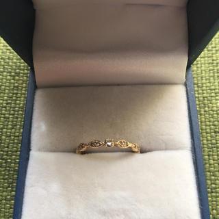 ダイヤモンド デザインリング(リング(指輪))