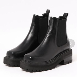 SLY - sly square toe boots スクエア ブーツ
