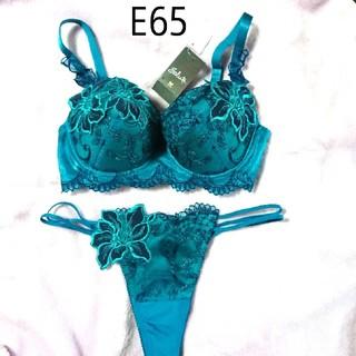 ワコール(Wacoal)の【新品】サルート18AW  冬の女帝   E65ブラ&Mソング セット(ブラ&ショーツセット)