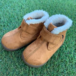 ムジルシリョウヒン(MUJI (無印良品))のベビー ブーツ(ブーツ)