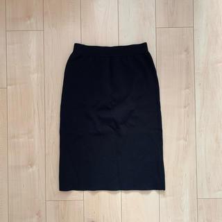 スコットクラブ(SCOT CLUB)のRADIATE ニットスカート(ひざ丈スカート)