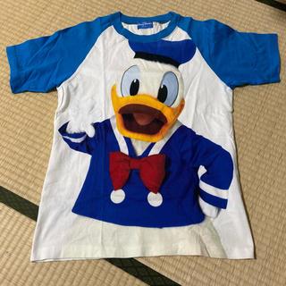 Disney - 【完売品】Disney ディズニーリゾート ドナルド 写真 Tシャツ