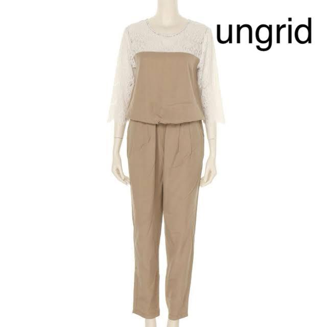 Ungrid(アングリッド)のungrid  レディースのパンツ(オールインワン)の商品写真
