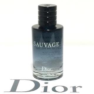 クリスチャンディオール(Christian Dior)のディオール ソヴァージュ 10ミリ(香水(男性用))