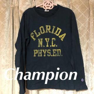 チャンピオン(Champion)のチャンピオン♡トップス(Tシャツ(長袖/七分))