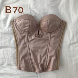 ブルーム(BLOOM)のbloom ビスチェ B70(ブライダルインナー)