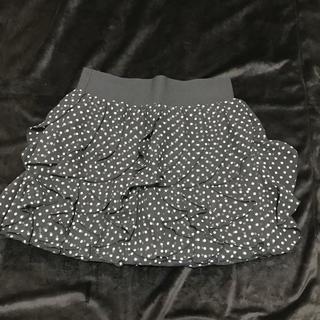 スコットクラブ(SCOT CLUB)の美品 SCOT CLUB スコットクラブ ミニスカート キュロット ミニスカ、(ミニスカート)
