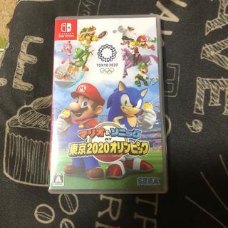 ニンテンドースイッチ(Nintendo Switch)のマリオ&ソニック AT 東京2020オリンピック(家庭用ゲームソフト)