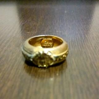 ジャンニヴェルサーチ(Gianni Versace)の12号 ジャンニ・ヴェルサーチ リング 指輪(リング(指輪))