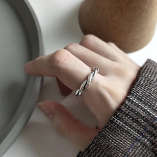 アメリヴィンテージ(Ameri VINTAGE)の#1151   silver925 ヴィンテージ デザイン リング(リング(指輪))