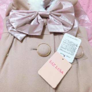 リズリサ(LIZ LISA)の新品タグ付き♡LIZLISA ショートコート(その他)