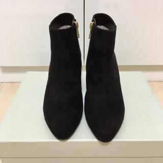 ピシェアバハウス(PICHE ABAHOUSE)の新品 PICHE ABAHOUSE ピシェアバハウス ショートブーツ 22cm(ブーツ)
