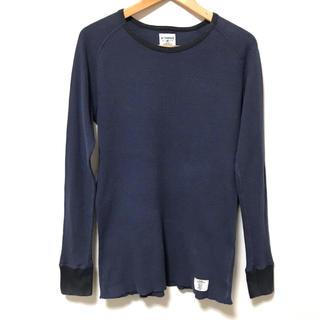 ベドウィン(BEDWIN)の定9450円 BEDWIN ベドウィン John サーマルロングスリーブTシャツ(Tシャツ/カットソー(七分/長袖))