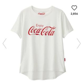 GU - コーラ Tシャツ