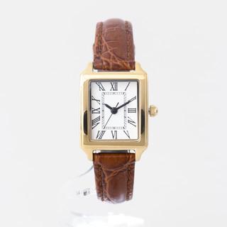 アーバンリサーチ(URBAN RESEARCH)のオリジナル LEATHER WATCH(腕時計)