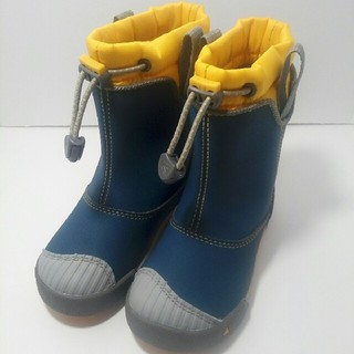 キーン(KEEN)のまめんな様専用 KEENレインブーツ 15cm(長靴/レインシューズ)