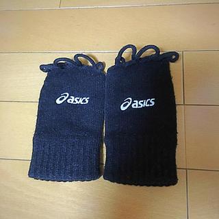 アシックス(asics)のアシックス バスケットボール用手袋【Black】(バスケットボール)